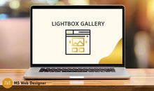 Load image into Gallery viewer, Lightbox Gallery on Home Page