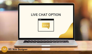 Live Chat Option
