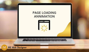 Page Loading Animation