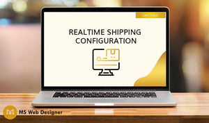 Realtime Shipping Configuration