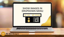 Load image into Gallery viewer, Show images in dropdown menu