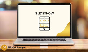 Product Slideshow on Homepage