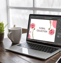 Load image into Gallery viewer, Webpage MockUp Design Design