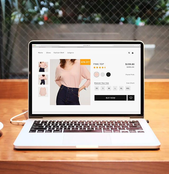 Shopify Product Thumbnail Slider