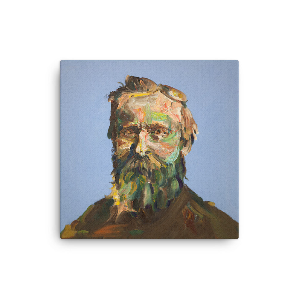 Rutherford Hayes Canvas Print