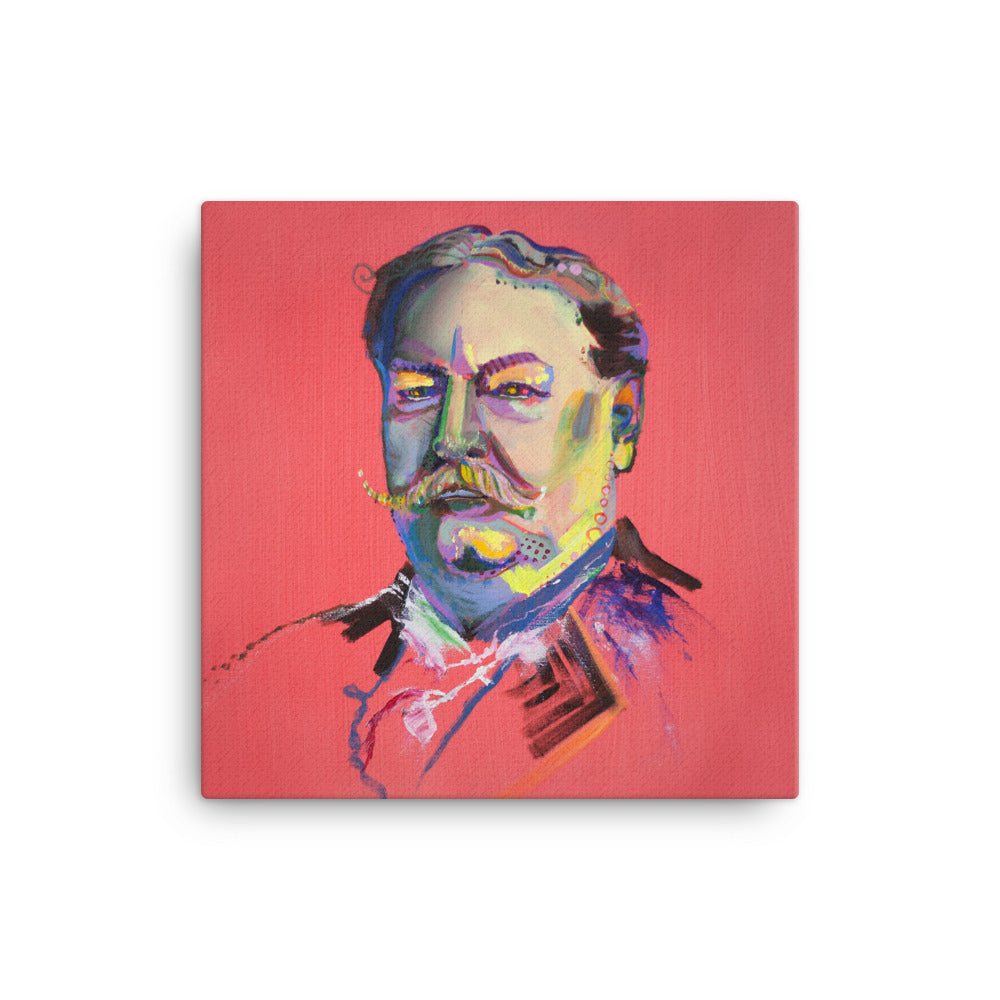 William Howard Taft Fine Art Print