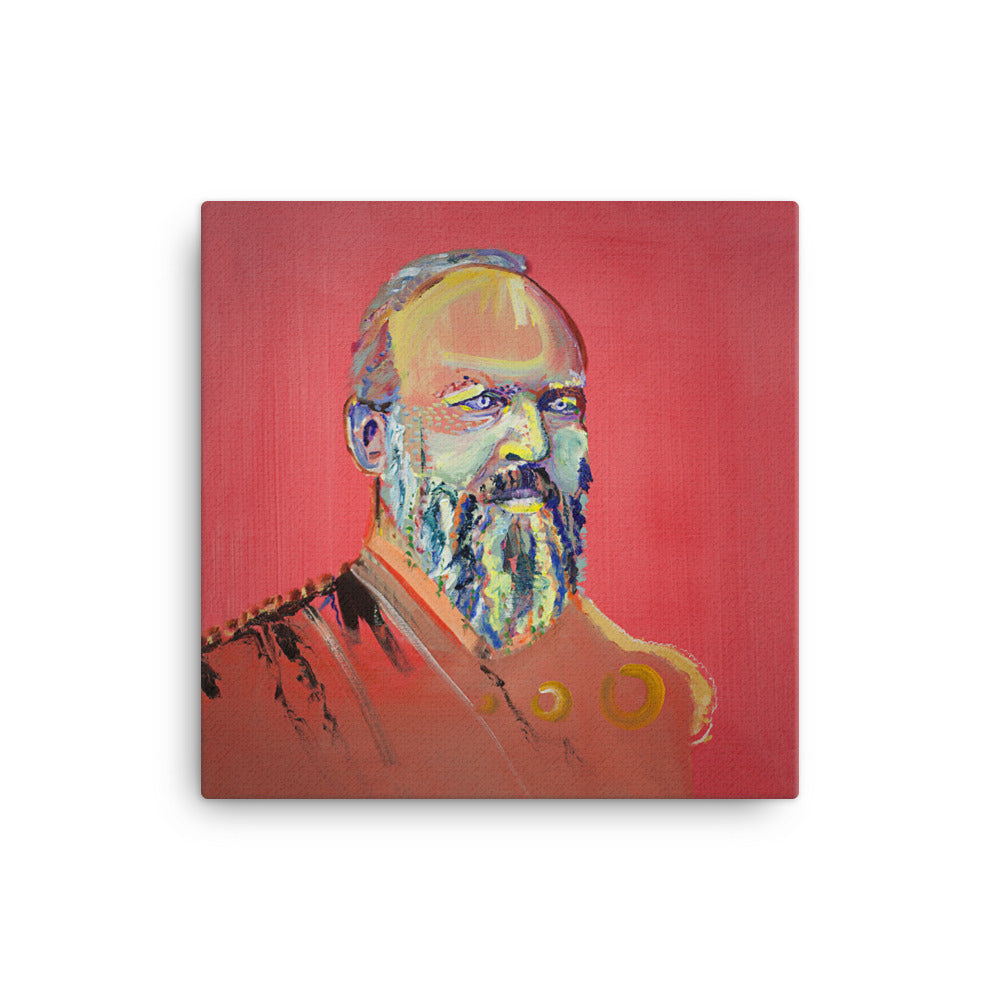 James Garfield Canvas Print
