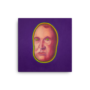 Warren G Harding Canvas Print
