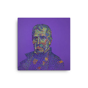 Zachary Taylor Canvas Print