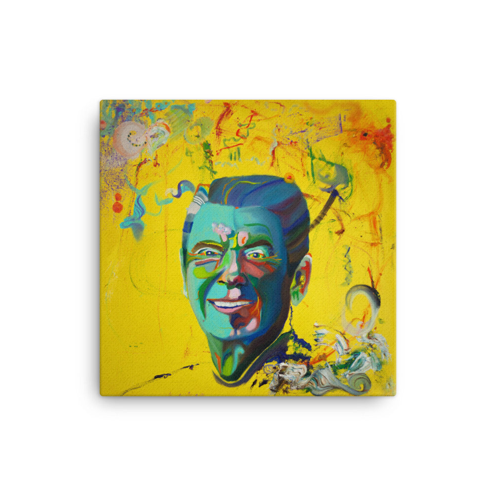 Ronald Reagan Canvas Print