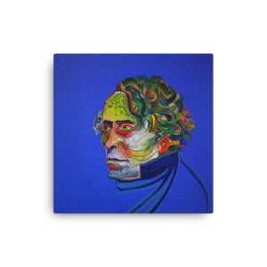 Franklin Pierce Canvas Print