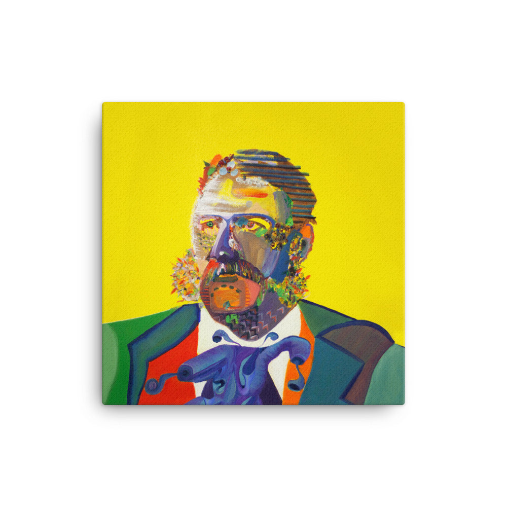 Chester Arthur Canvas Print