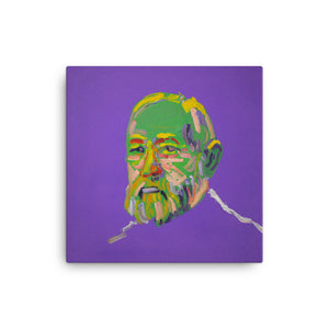 Benjamin Harrison Canvas Print