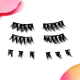 Baby Rock Star 3-Way Full Strip Lashes- 1 Pair