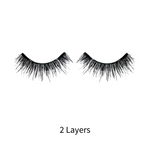 So Lush Magnetic 3-Way Full Strip Lashes- 1 Pair