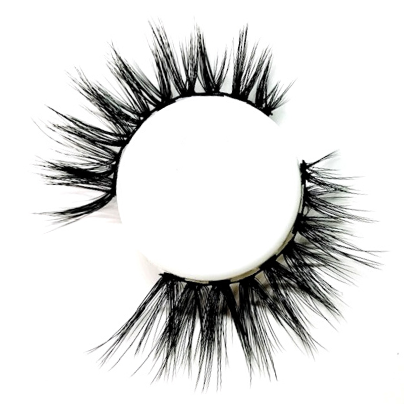 Rock Star 3D Faux Mink Full Strip Lashes- 1 Pair
