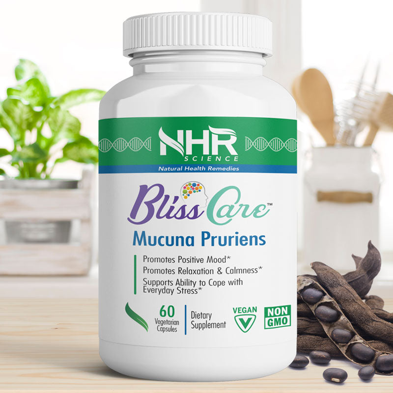 BlissCare - Mucuna pruriens Seed Extract
