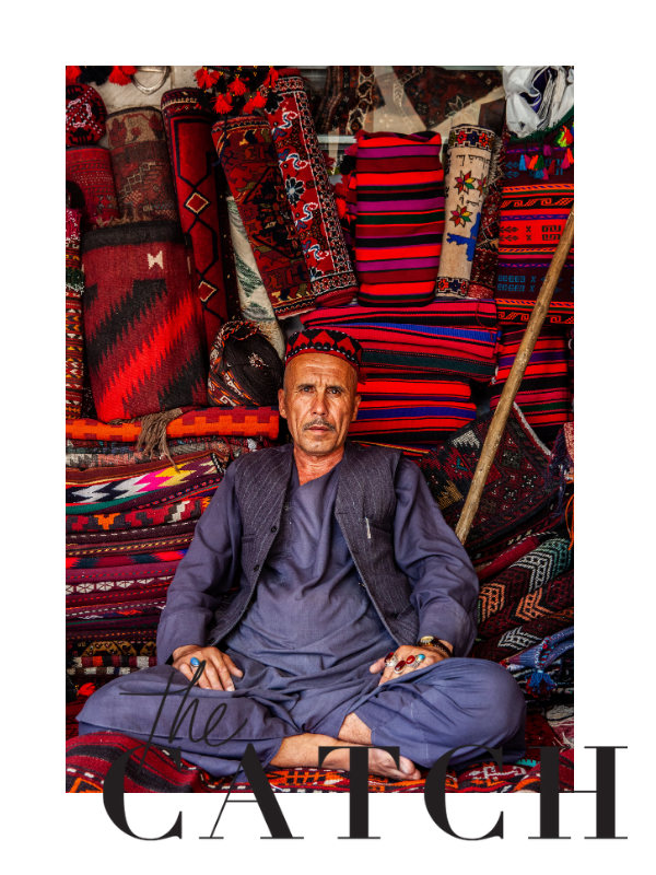 Carpet Seller - Photo Print