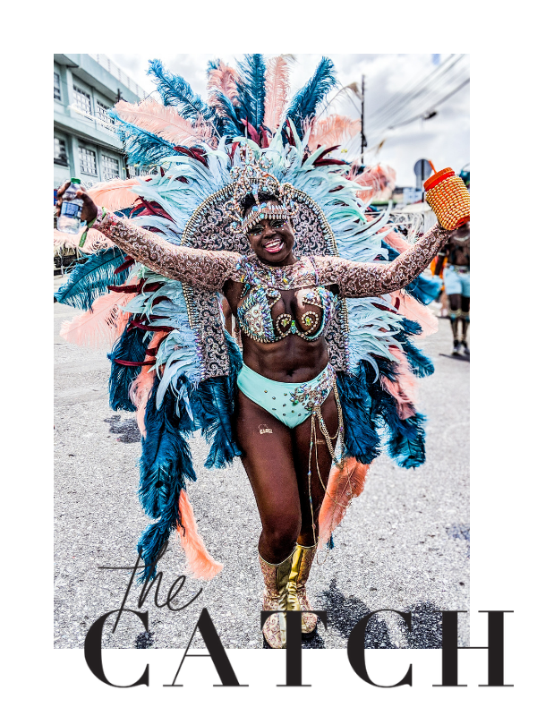 Carnival Queen - Photo Print