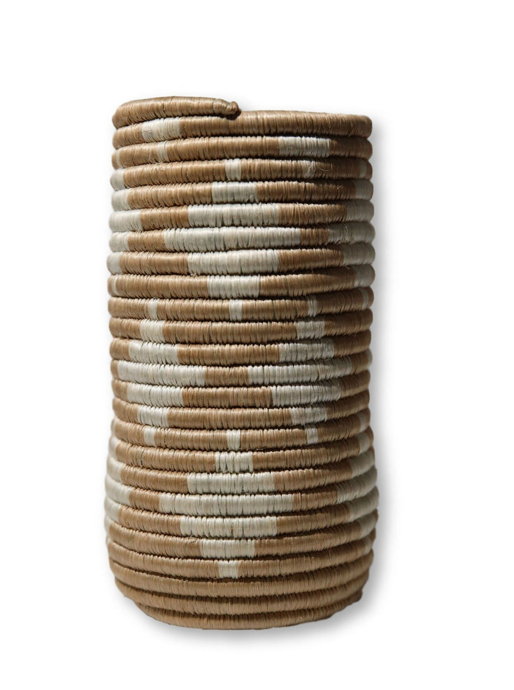 Long Sisal Jar