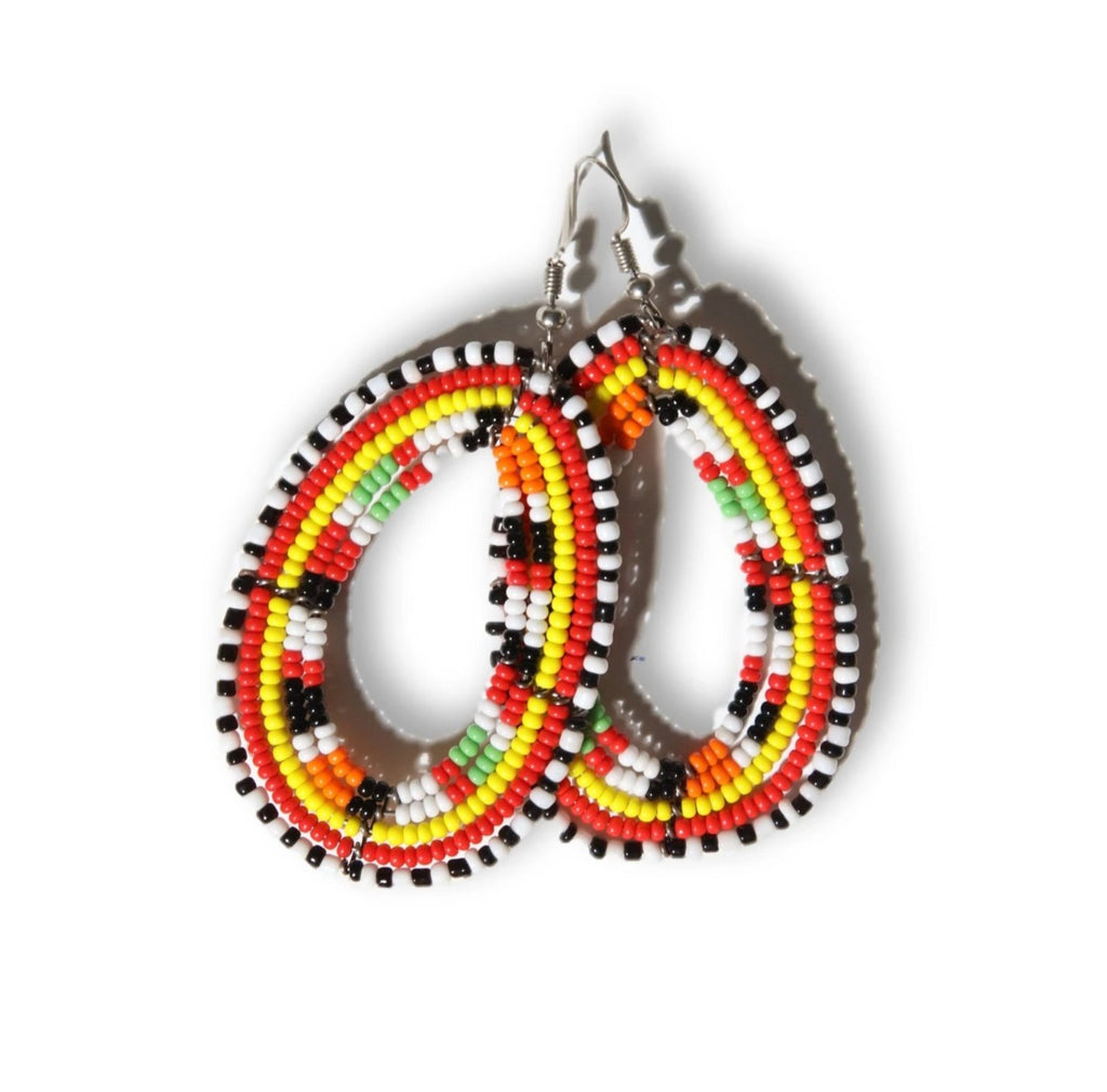 The Maasai Earrings
