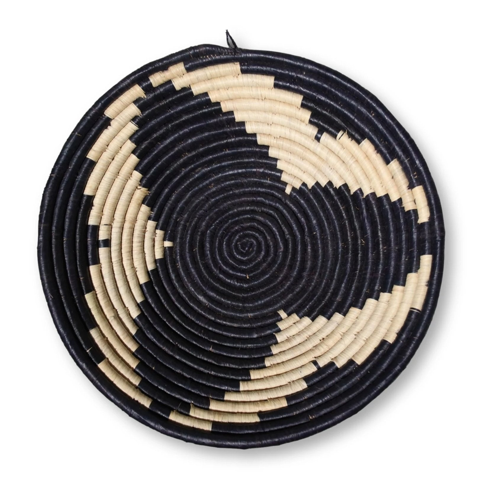 Large Raffia Basket - Various Colors