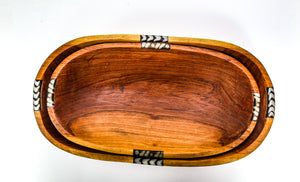 The Oval Lamu Bowl