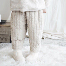 Load image into Gallery viewer, Quilted Winter Trousers