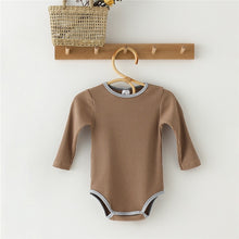 Load image into Gallery viewer, Unisex Long Sleeve Baby Bodysuit