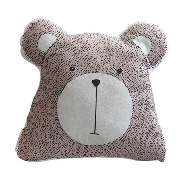 Animal Friends Cushion
