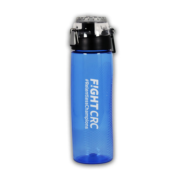 **NEW**Limited Quantity Hydration Bottle - Blue