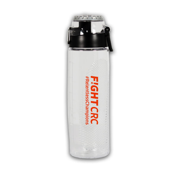 **NEW** Limited Quantity Hydration Bottle-Clear