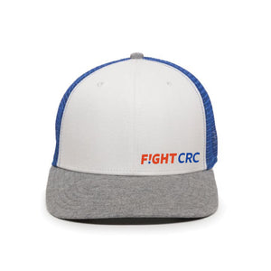 Colorblock Trucker Hat