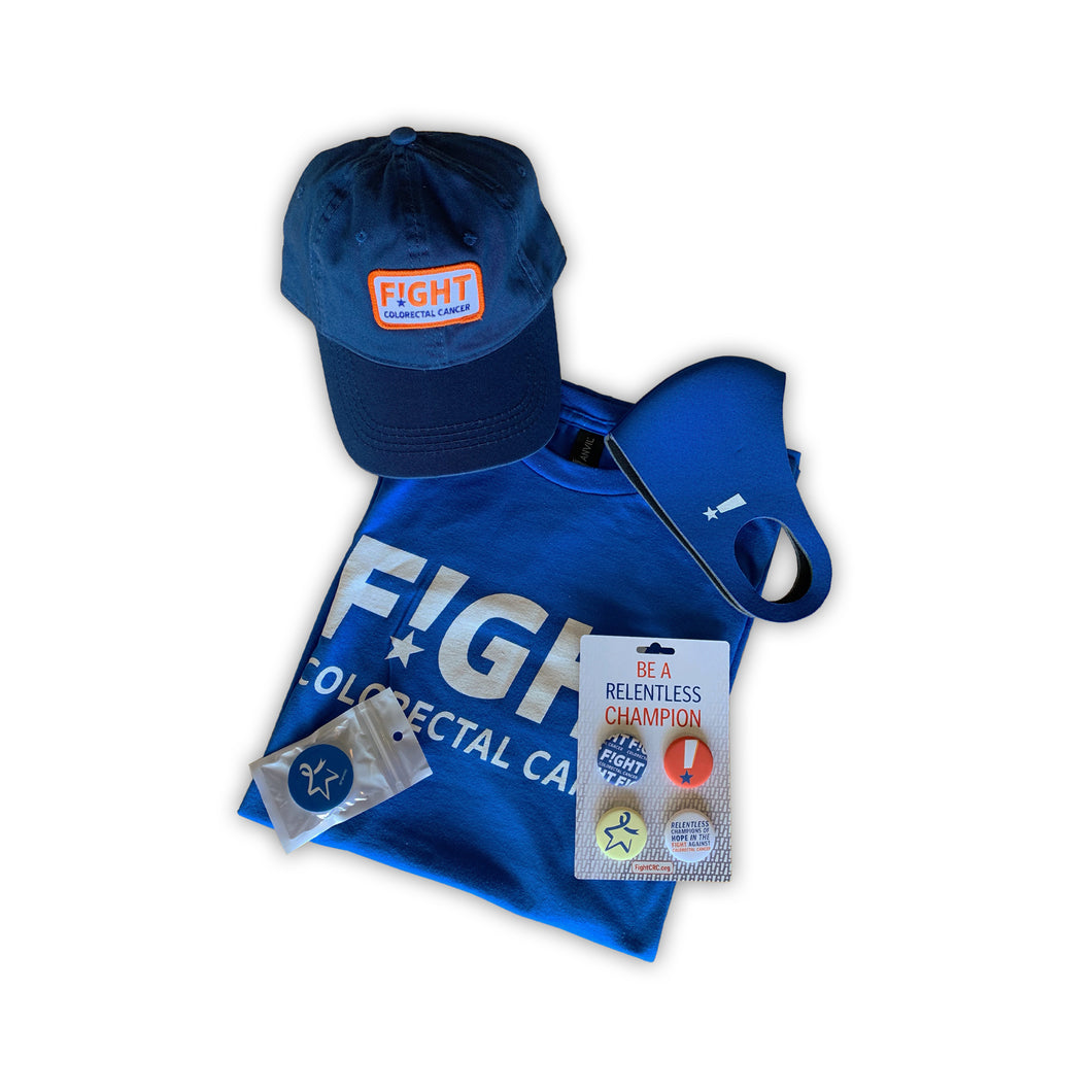 Kit #2 - Fight CRC Swag Bag!