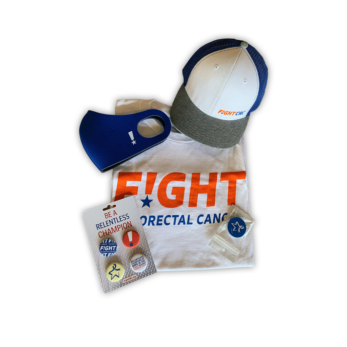 Kit #3 - Fight CRC Swag Bag!