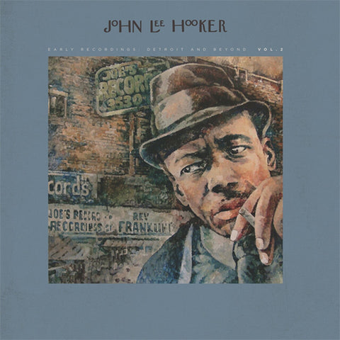 John Lee Hooker - Early Recordings: Detroit and Beyond Vol. 2