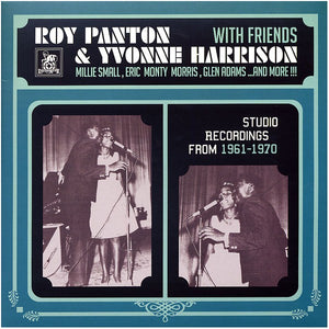 Roy Panton & Yvonne Harrison with Friends - Studio Recordings 1961-1970