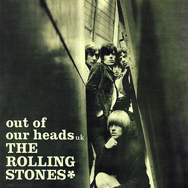 Rolling Stones - Out of Our Heads UK