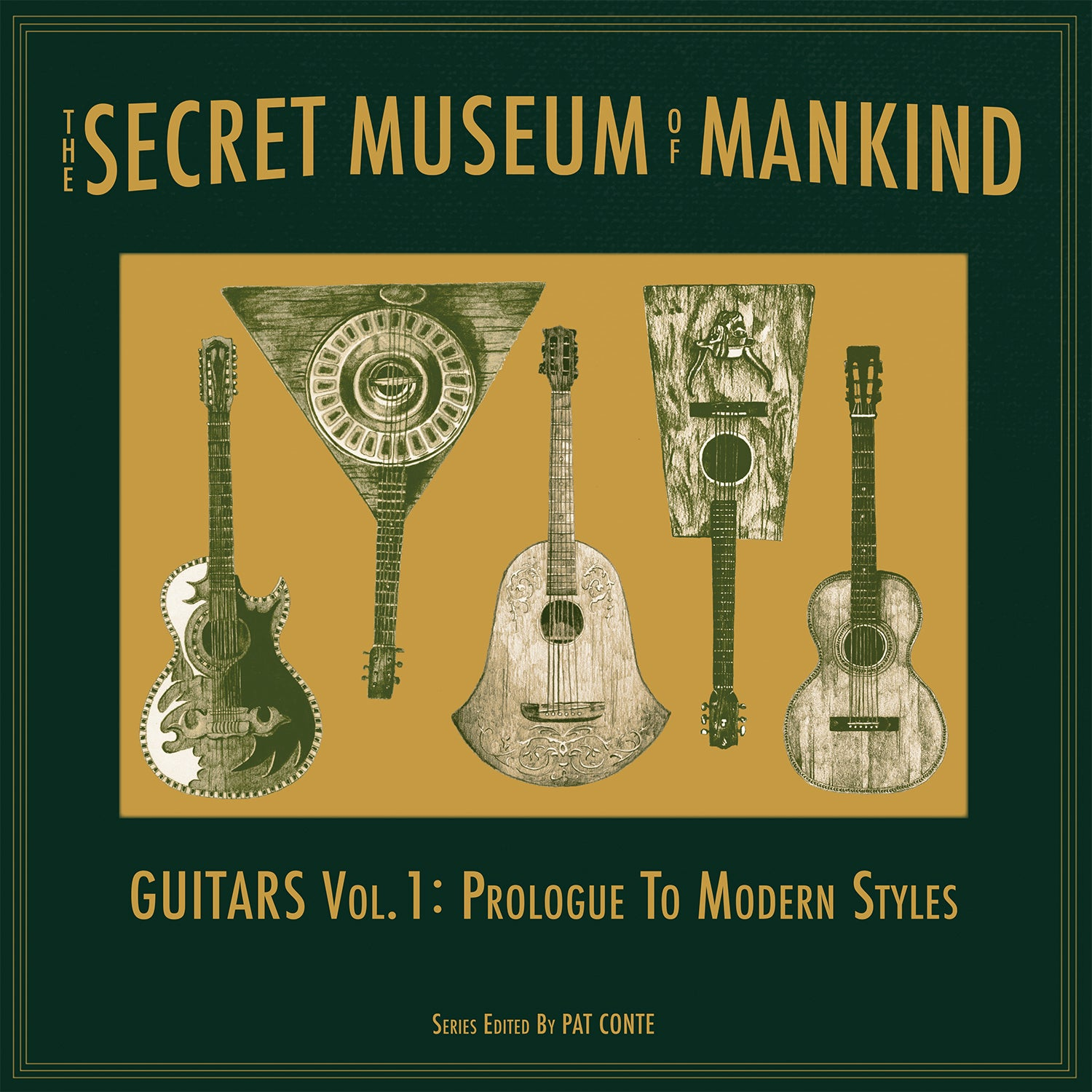 V/A - The Secret Museum of Mankind - Guitars Vol. 1: Prologue to Modern Styles