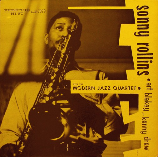 Sonny Rollins - With the Modern Jazz Quartet