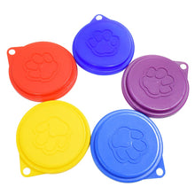 Load image into Gallery viewer, 2 Pcs Reusable Pet Food Lids