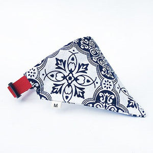 Dog/cat Adjustable Bandana