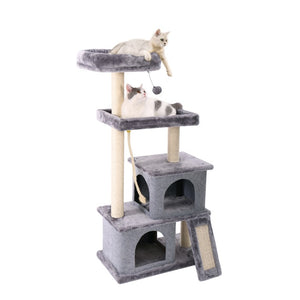 Cat Tree with Scratching Posts
