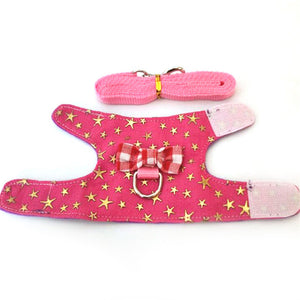 Vest Harness  and Leash Set