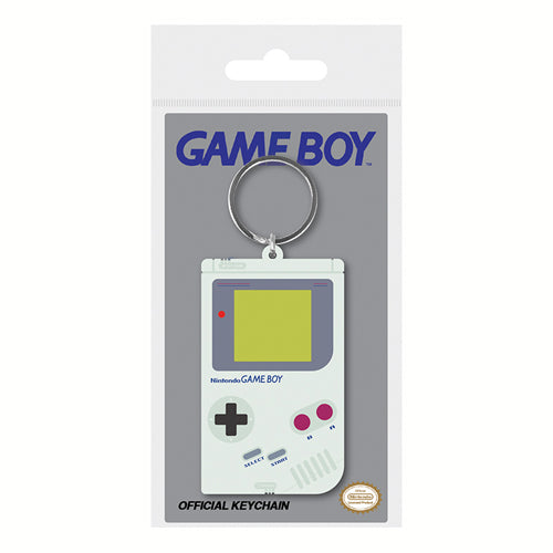 Nintendo - Gameboy Rubber Keyring