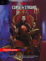 Dungeons & Dragons 5th Ed - Curse of Strahd