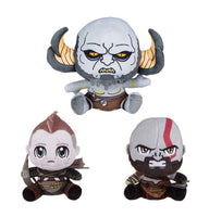 God of War 3 Pack Plush