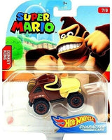 Hot Wheels Gaming Character Cars