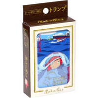 Studio Ghibli Ponyo Playing Cards