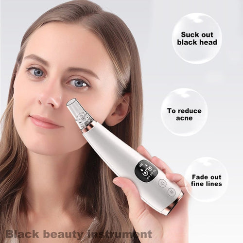Blackhead & Acne Remover - Leaves Skin Silky & Smooth